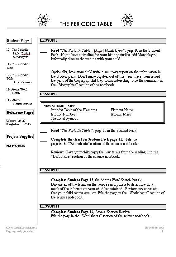 Living learning books activity guides for the classical child lessonplan3g 88765 bytes urtaz Choice Image